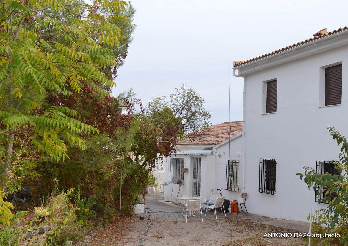Casa con parcela y era en santa ana vm1608 antonio daza - Parcela con casa ...