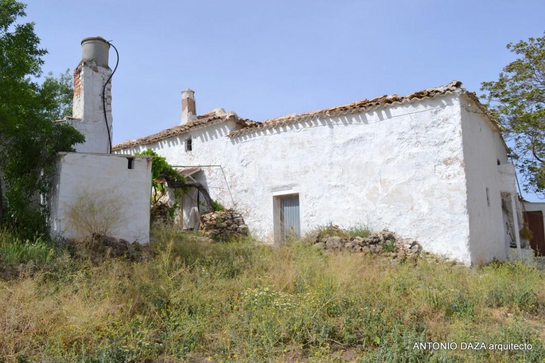 Parcela con olivos y casa para reformar f1701 antonio daza - Parcela con casa ...