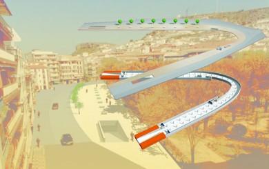 Ordenación del espacio público Los Álamos y dotación de un aparcamiento subterráneo